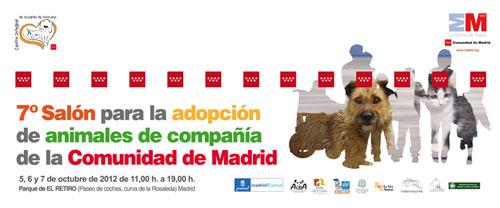 Salón adopción Madrid